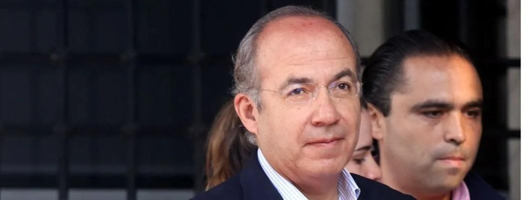 Felipe Calderón bautiza nuevo partido en Nuevo León