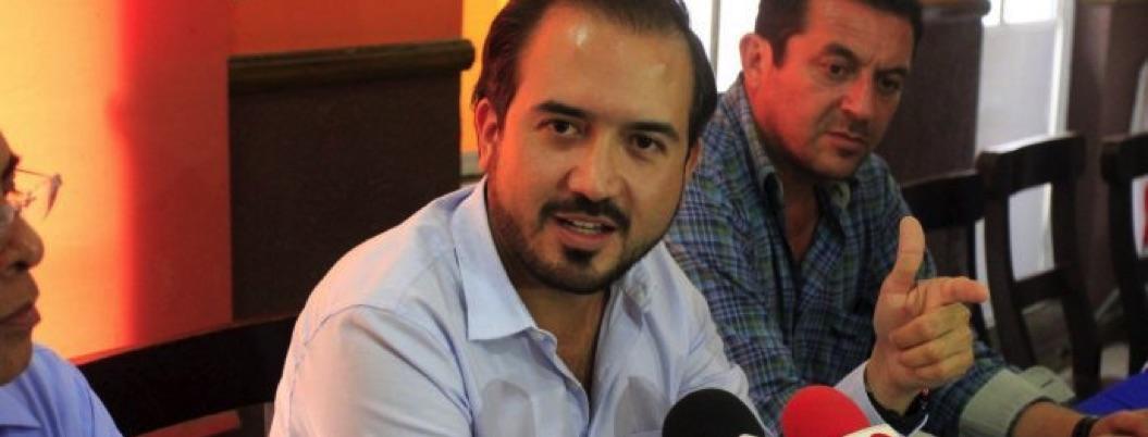 "Tren Maya ""me vale madre"", vocifera alcalde de Veracruz"