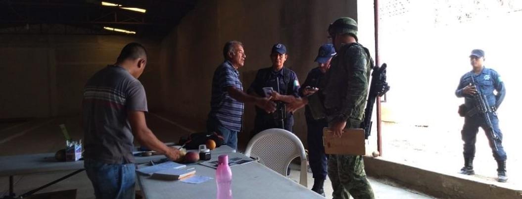 Llegan a Ometepec las primeras 60 toneladas de fertilizante