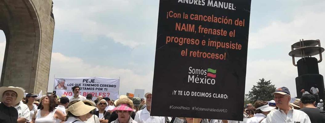 Seguidores de Andrés Manuel proponen educar a los fifís en redes