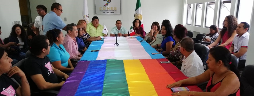 Van tres asesinatos por homofobia durante 2019 en Chilpancingo