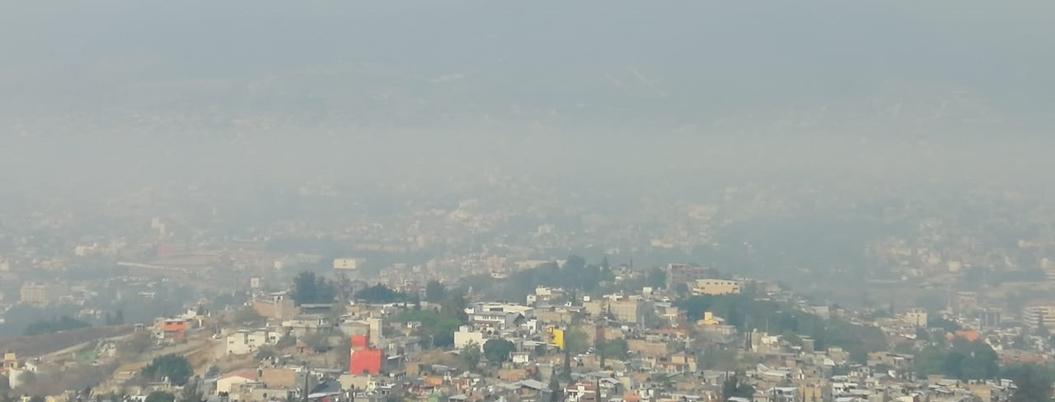 Estas son las recomendaciones ante la polución en Chilpancingo