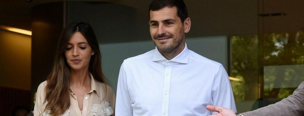 """""""No sé qué será del futuro"""", dice Casillas emocionado al dejar hospital"""
