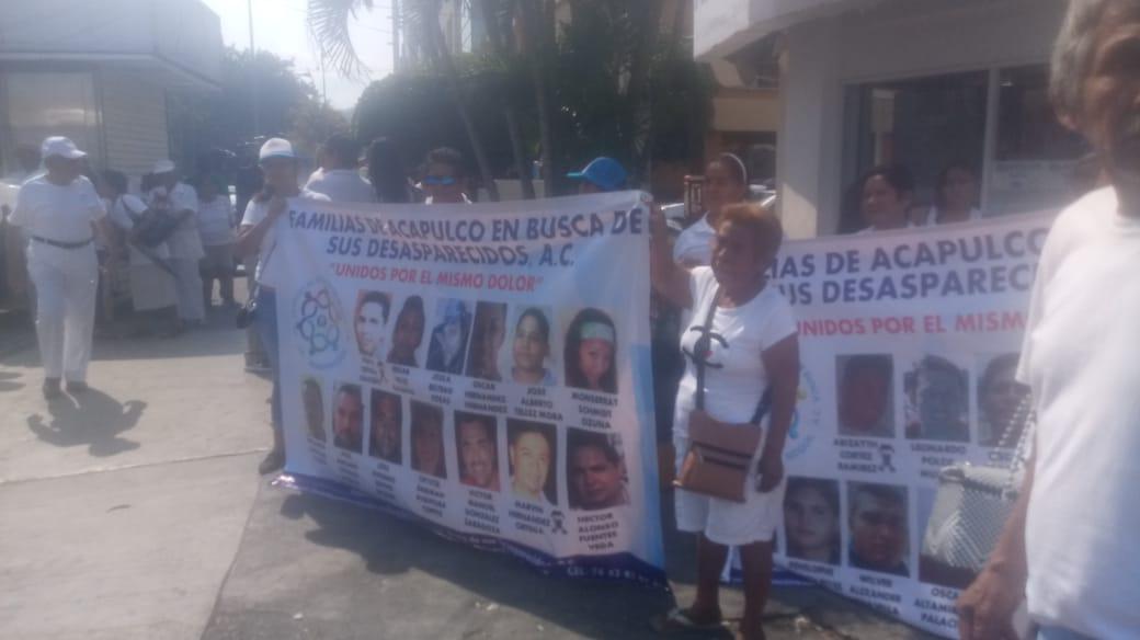 Madres desaparecidos Marcha 2