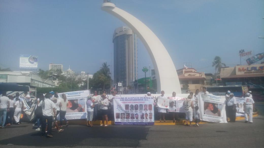 Madres desaparecidos Marcha 3