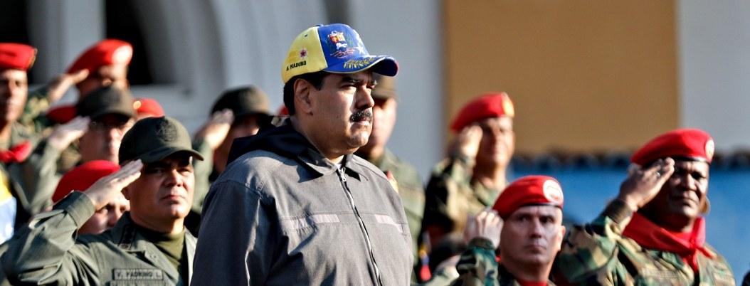 Maduro culpa a EU de conspirar para debilitar fuerzas armadas