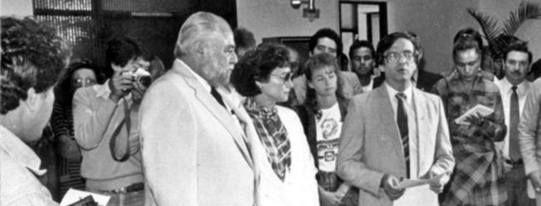 Manuel Clouthier propuso financiar guerrilla contra gobierno