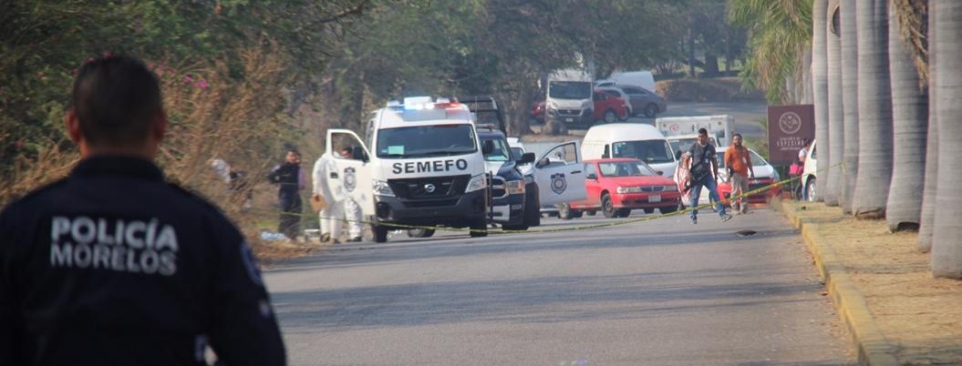"""Capataz del """"Cuau"""" minimiza la sangrienta inseguridad de Morelos"""