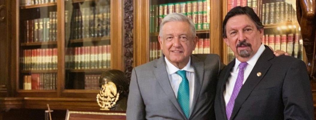 """""""Confederación no es una agencia de AMLO"""", asegura Napito"""