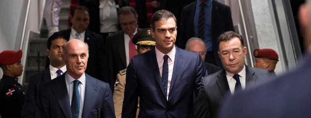 Presidente de España se reunirá con líderes de la oposición