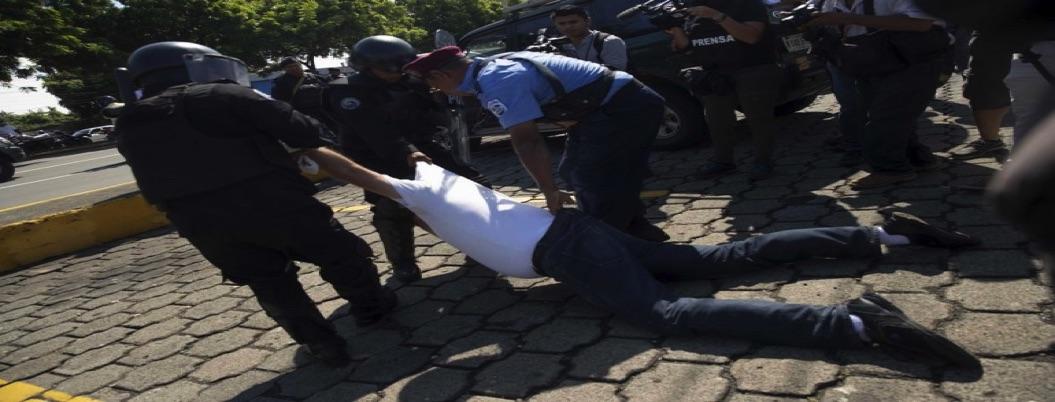 """""""Liberación incondicional"""" de manifestantes presos, exige OEA a Ortega"""