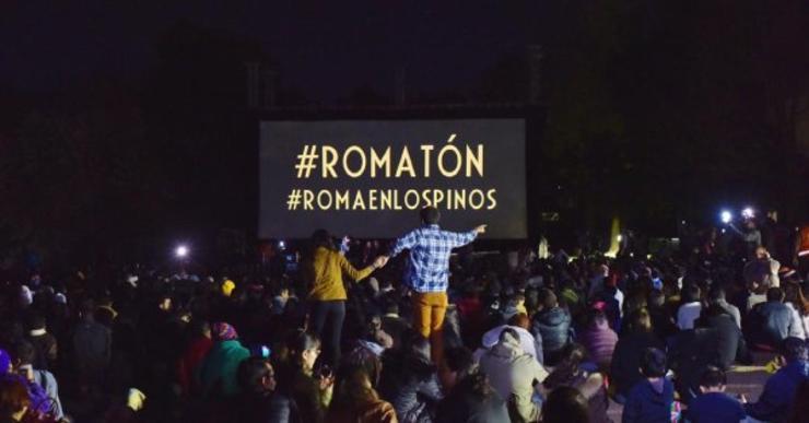 INAI ordena informar costo del 'Romatón' en Los Pinos
