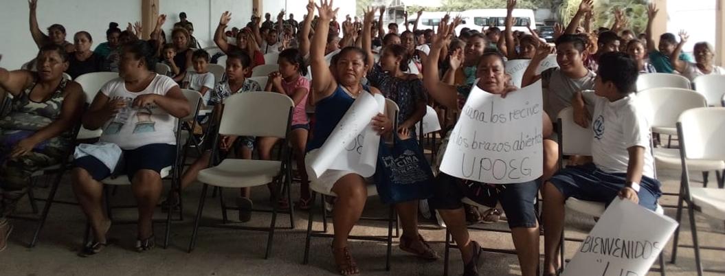 UPOEG creará Policía Comunitaria en La Sabana, Acapulco
