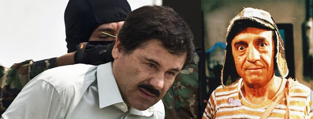 Chapo Guzmán opacó popularidad del Chavo del 8 en Latinoamérica