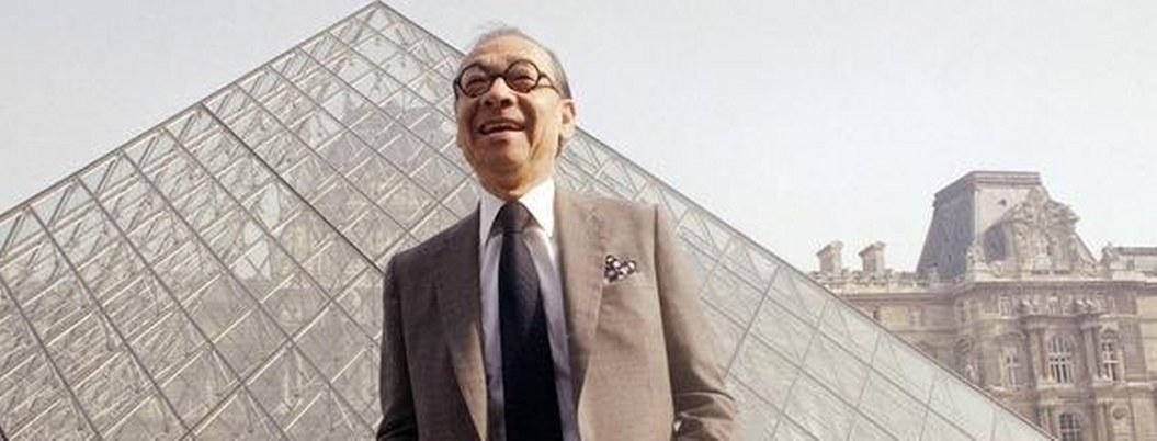 Fallece a los 102 años, creador de la pirámide del Museo del Louvre