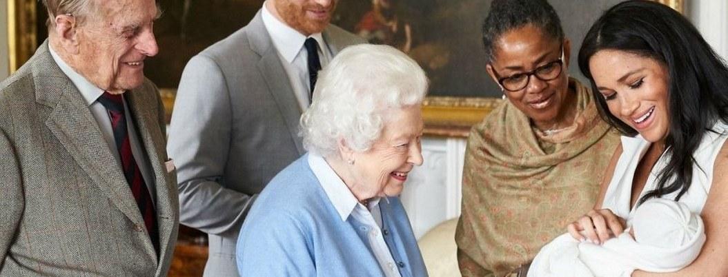 Archie Harrison será el nombre del bebé de los duques de Sussex