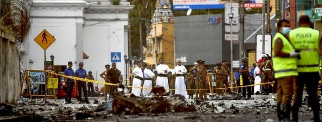 Iglesia católica de Sri Lanka cancela misas por temor a atentados