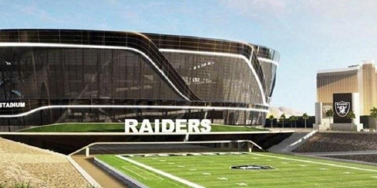 nuevo estadio de Los Raiders