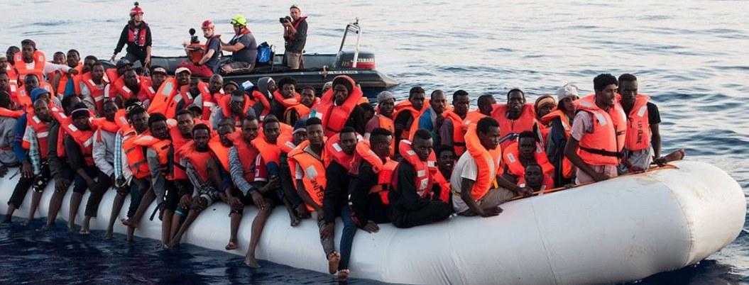 Naufragio en costas de Túnez deja 70 muertos