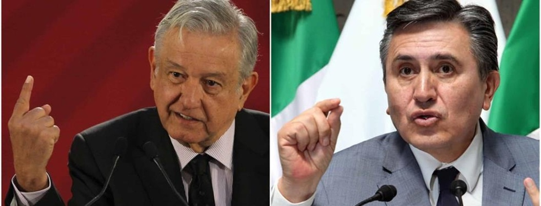 "CNDH le lanza critica a AMLO: ""no puede haber poder absoluto"""