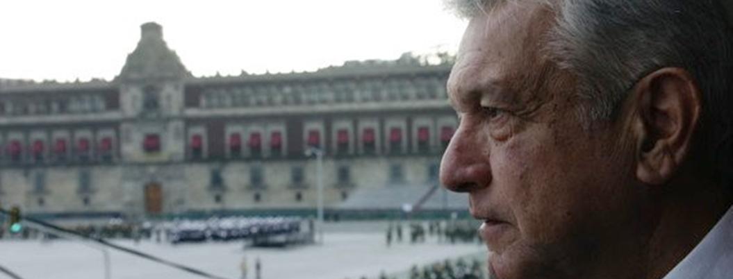 AMLO vivirá en Palacio Nacional tras finalizar el curso escolar