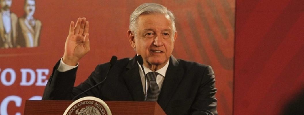 AMLO invita a subasta de propiedades en Los Pinos
