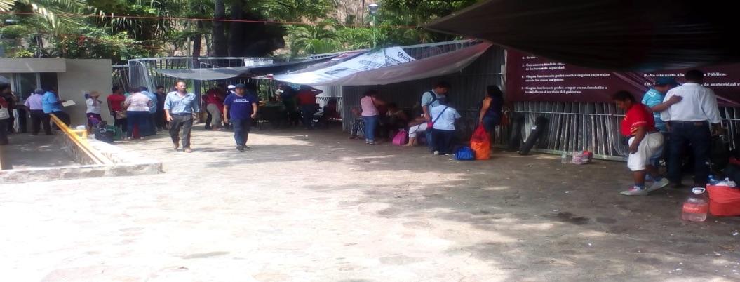 Sindicalizados de Ayuntamiento de Acapulco levantan paro de labores