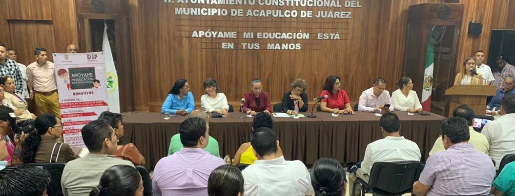 """Promotora de Playas presta servicios ilegalmente"", acusa Adela Román"