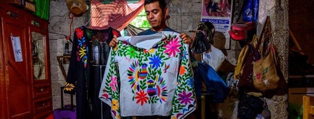 Artesanos se lanzan contra transnacionales que copian sus diseños
