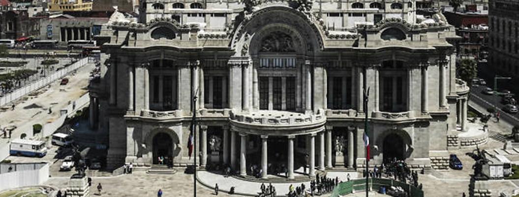 Improvisación, destruye la agenda de museos en México