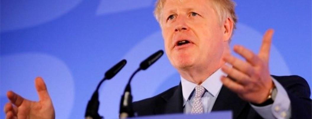 Boris Johnson avanza a quinta ronda electoral para suceder a May