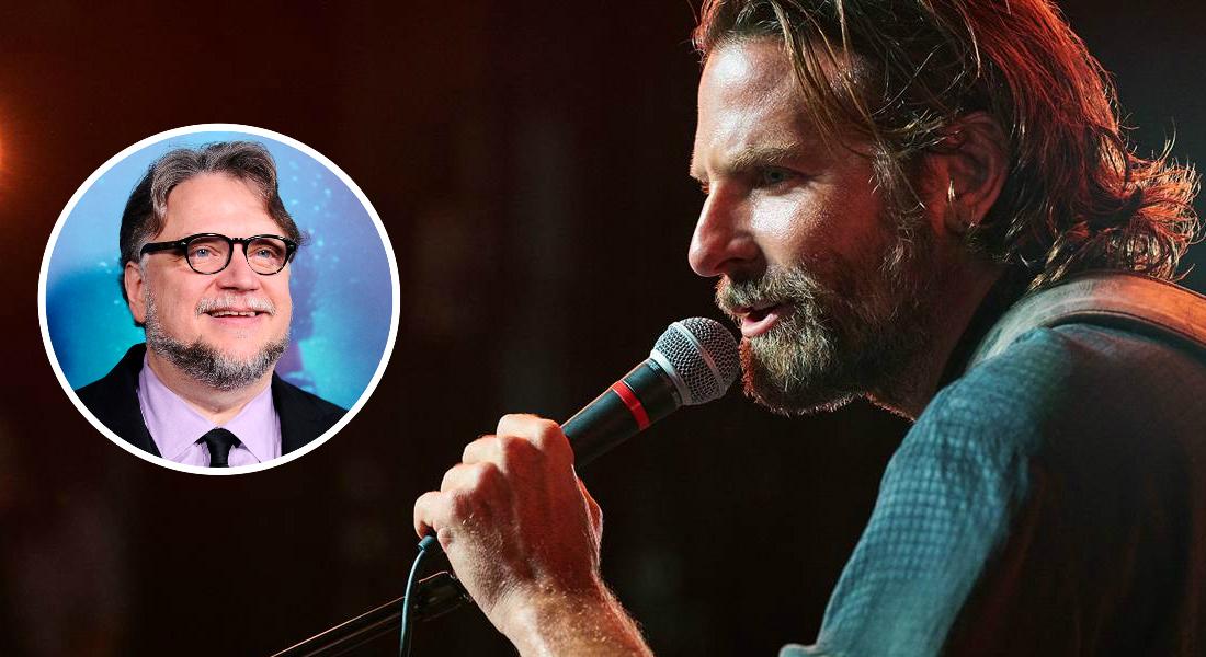 Bradley Cooper podría protagonizar nueva cinta de Guillermo del Toro
