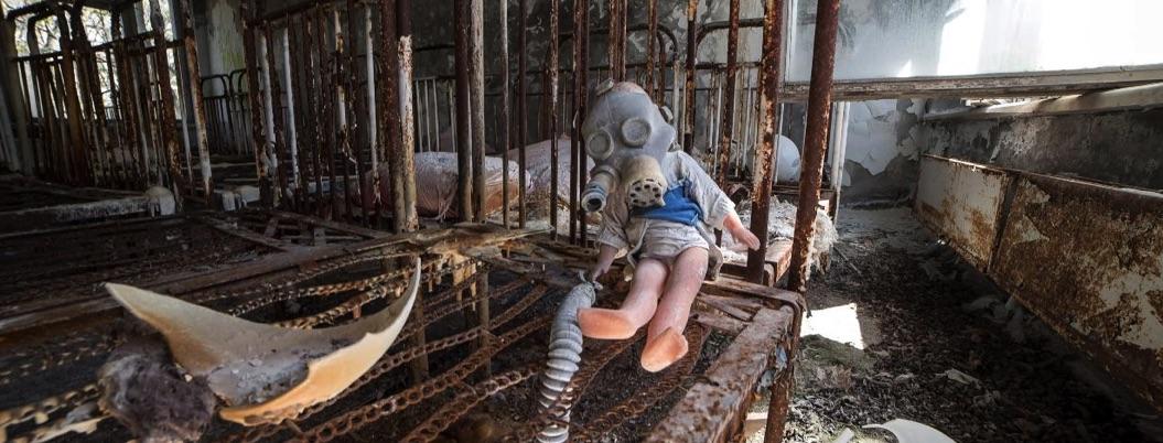 Serie pone de moda la ciudad fantasma de la era soviética: Chernóbil