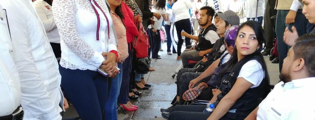 Chilpancingo excluye a las personas en silla de ruedas: especialistas
