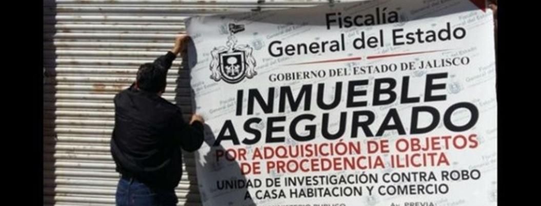 FGR espera Ley de extinción de dominio para dar golpe a delincuencia