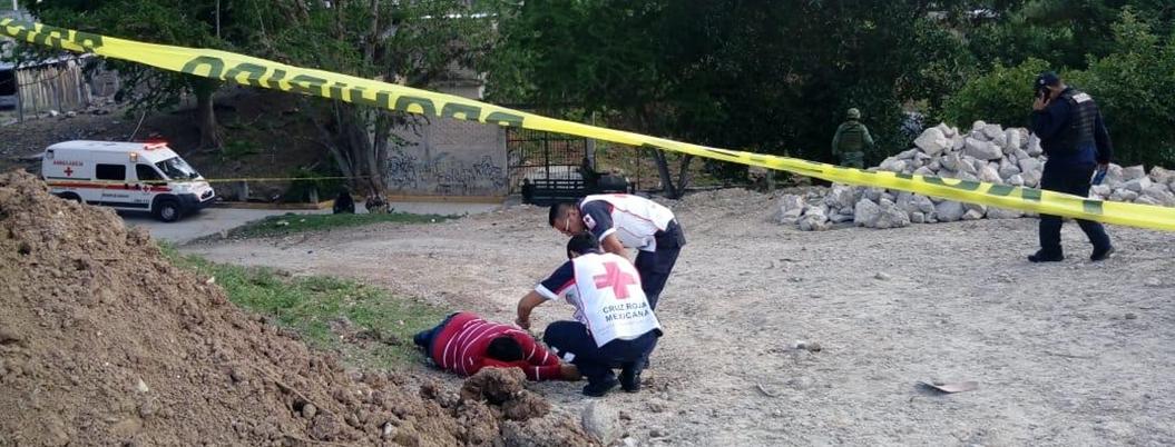 Acribillan a balazos al director de Protección Civil de Zitlala