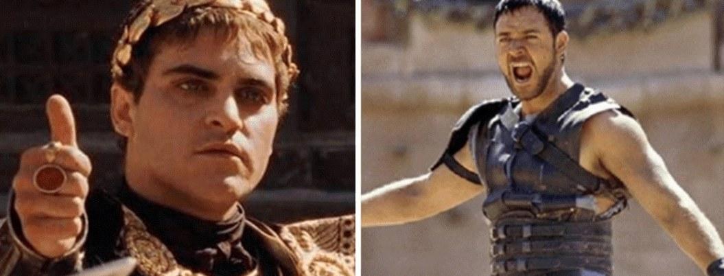 """Maximus regresa a la pantalla grande tras 19 años de """"Gladiador"""""""