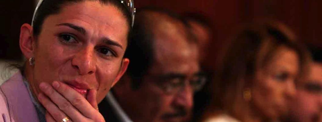 Ana Guevara comparecerá ante diputados por corrupción en Conade