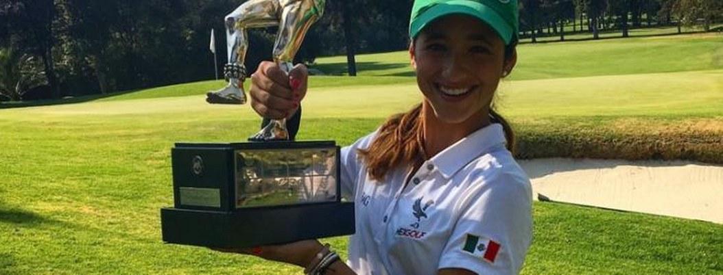 Mexicanas Fierro y López en quinto lugar en Copa Mundial juvenil de golf
