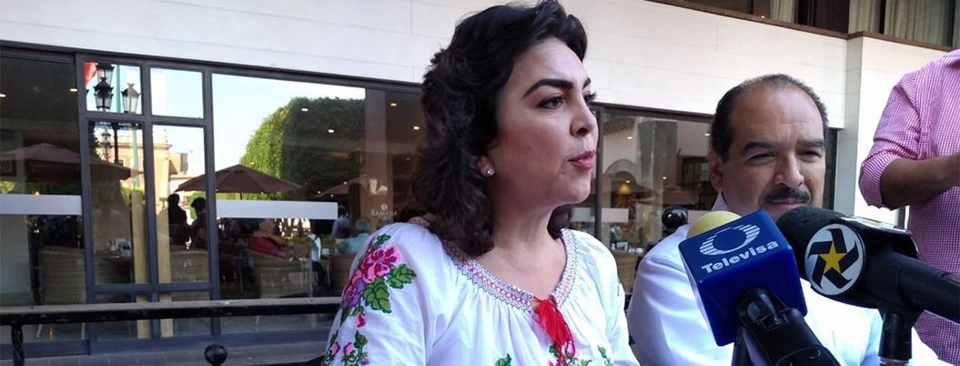 Ivonne Ortega invita a Lorena Piñón a sumarse a su candidatura