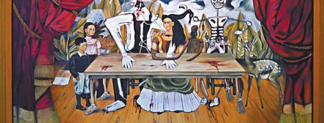 Intenta vender obra de Kahlo desaparecida desde 1955; lo aprehenden
