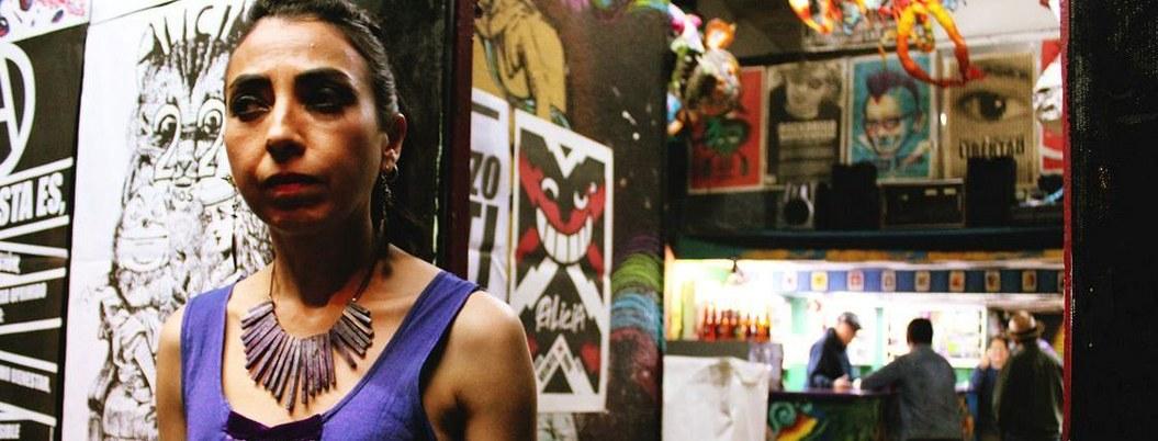 Leticia Servín, una cantante en busca de su hijo desaparecido