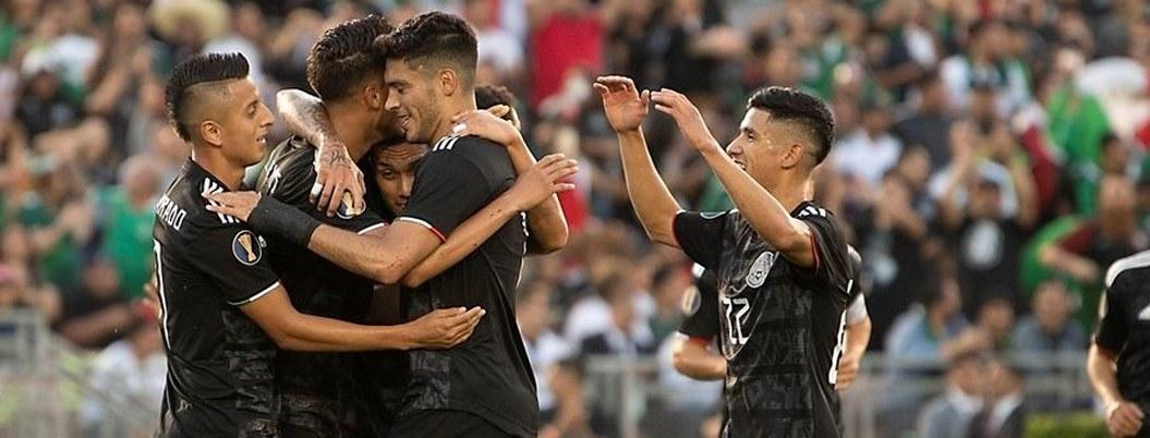 México inicia Copa América con goleada ante Cuba