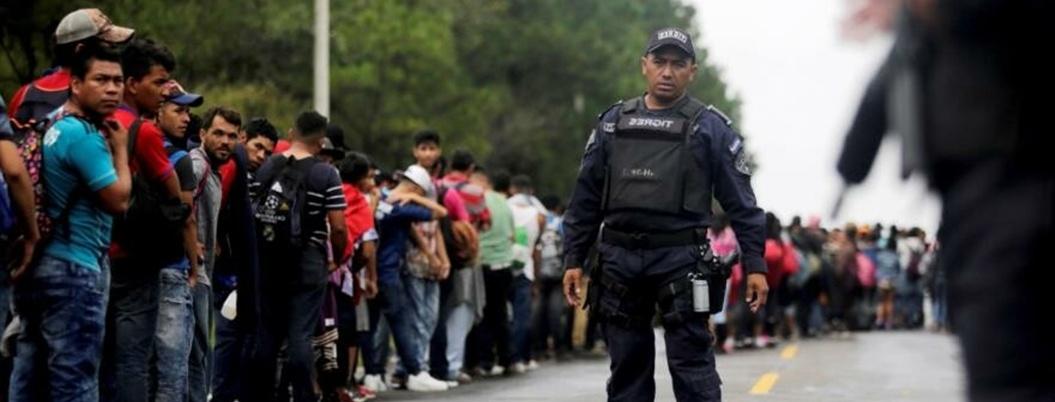 México, un país humanitario con refugiados