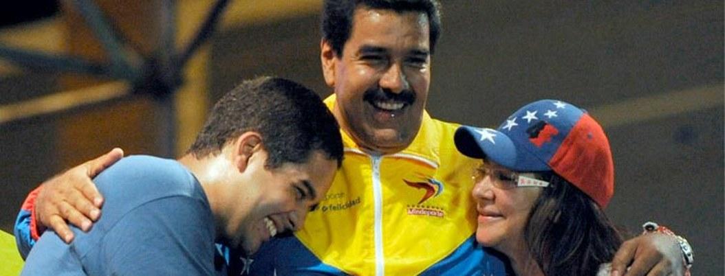 EU le declara la guerra al hijo de Maduro; le levantan estas sanciones
