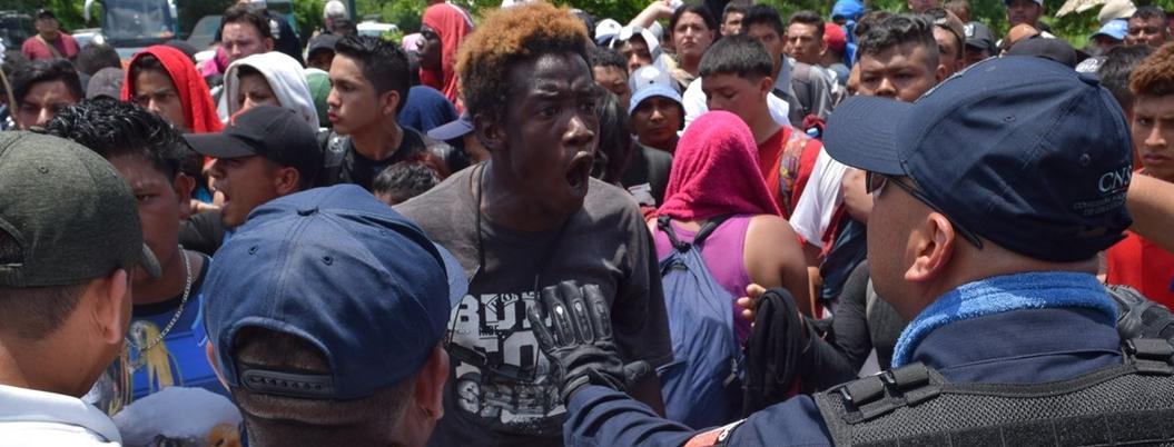 México no creará más burocracia para combatir migración