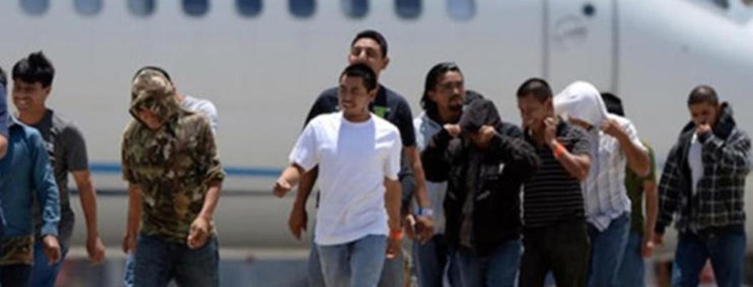 EU ha arrojado a 14 mil migrantes a su patio trasero México