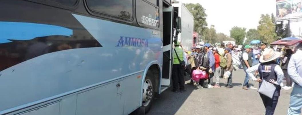 Detienen a 120 migrantes en las afueras de Villahermosa, Tabasco
