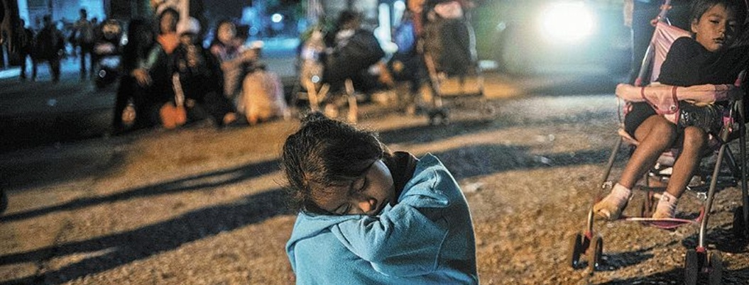 Save the Children pide a AMLO proteger a los menores migrantes