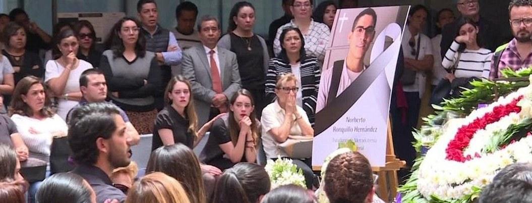 Muerte de Norberto une a jóvenes mexicanos para exigir seguridad
